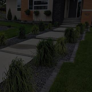 Edmonton steps and pathways